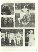 1976 Hall-Dale High School Yearbook Page 50 & 51