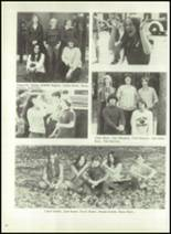 1976 Hall-Dale High School Yearbook Page 56 & 57