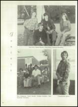1976 Hall-Dale High School Yearbook Page 58 & 59