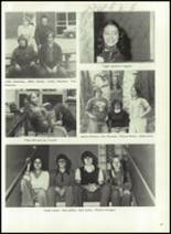 1976 Hall-Dale High School Yearbook Page 60 & 61
