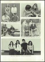1976 Hall-Dale High School Yearbook Page 62 & 63