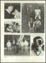 1976 Hall-Dale High School Yearbook Page 64 & 65