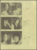 1976 Hall-Dale High School Yearbook Page 70 & 71