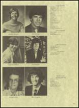1976 Hall-Dale High School Yearbook Page 72 & 73