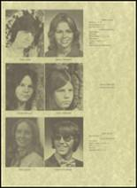 1976 Hall-Dale High School Yearbook Page 74 & 75