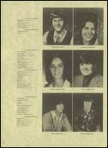1976 Hall-Dale High School Yearbook Page 76 & 77