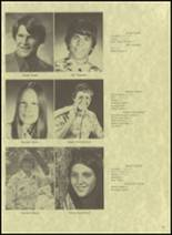 1976 Hall-Dale High School Yearbook Page 80 & 81