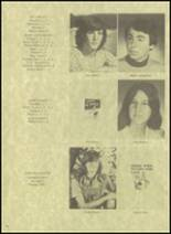 1976 Hall-Dale High School Yearbook Page 82 & 83