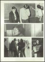 1976 Hall-Dale High School Yearbook Page 88 & 89