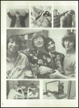1976 Hall-Dale High School Yearbook Page 90 & 91