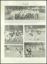 1976 Hall-Dale High School Yearbook Page 102 & 103
