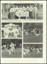 1976 Hall-Dale High School Yearbook Page 104 & 105