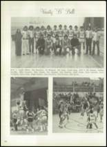 1976 Hall-Dale High School Yearbook Page 110 & 111