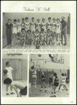 1976 Hall-Dale High School Yearbook Page 112 & 113