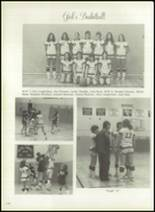1976 Hall-Dale High School Yearbook Page 114 & 115
