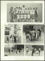 1976 Hall-Dale High School Yearbook Page 116 & 117