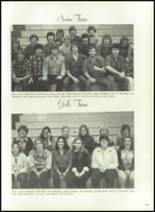 1976 Hall-Dale High School Yearbook Page 126 & 127