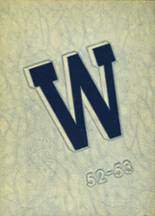 1953 Yearbook Waller High School