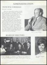 1972 Centreville High School Yearbook Page 12 & 13