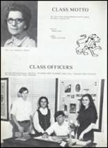 1972 Centreville High School Yearbook Page 18 & 19