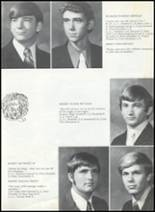 1972 Centreville High School Yearbook Page 22 & 23