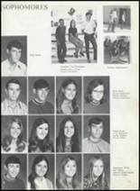 1972 Centreville High School Yearbook Page 34 & 35
