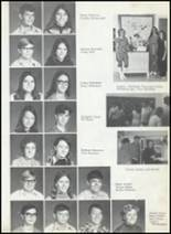 1972 Centreville High School Yearbook Page 38 & 39