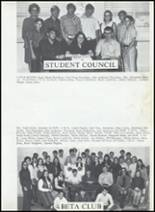 1972 Centreville High School Yearbook Page 54 & 55