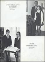 1972 Centreville High School Yearbook Page 62 & 63