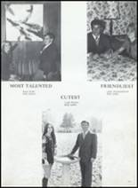 1972 Centreville High School Yearbook Page 66 & 67