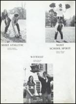 1972 Centreville High School Yearbook Page 68 & 69