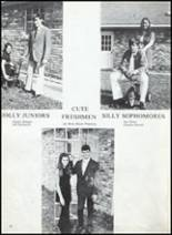 1972 Centreville High School Yearbook Page 70 & 71