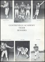 1972 Centreville High School Yearbook Page 78 & 79