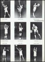 1972 Centreville High School Yearbook Page 86 & 87