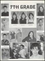 1999 Sweetwater High School Yearbook Page 20 & 21