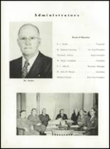 1951 Knoxville High School Yearbook Page 18 & 19