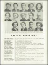 1951 Knoxville High School Yearbook Page 20 & 21