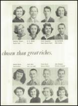 1951 Knoxville High School Yearbook Page 26 & 27