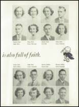 1951 Knoxville High School Yearbook Page 28 & 29