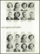 1951 Knoxville High School Yearbook Page 34 & 35