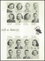 1951 Knoxville High School Yearbook Page 40 & 41