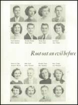 1951 Knoxville High School Yearbook Page 46 & 47