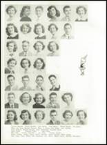 1951 Knoxville High School Yearbook Page 56 & 57