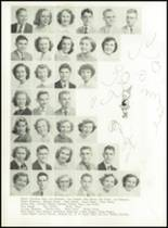 1951 Knoxville High School Yearbook Page 60 & 61