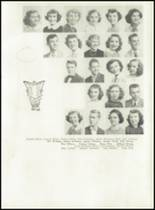 1951 Knoxville High School Yearbook Page 62 & 63