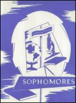 1951 Knoxville High School Yearbook Page 66 & 67