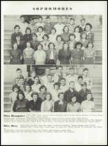 1951 Knoxville High School Yearbook Page 68 & 69