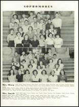 1951 Knoxville High School Yearbook Page 76 & 77