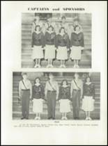 1951 Knoxville High School Yearbook Page 82 & 83