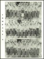 1951 Knoxville High School Yearbook Page 84 & 85